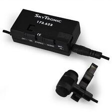 Stereo Tie clip Lapel Microphone Condensor
