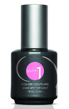 Entity One Color Couture Soak Off Top Coat # 12365 - 15mL (.5 fl oz)