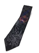 Ed Hardy by Christian Audigier,  Authentic Neck Ties, 100% Silk, Hand Made