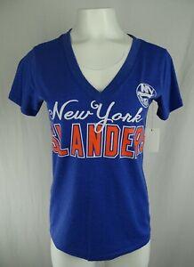 New York Islanders NHL G-III 4her Women's Graphic T-Shirt