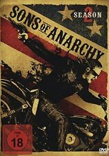 4 DVD-Box ° Sons of Anarchy - Staffel 2 ° NEU & OVP