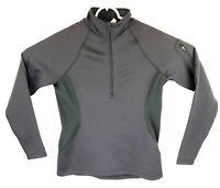 Under Armour Storm 1 Infrared Cold Gear Womens Medium 1/2 Zip Mock Neck Sweater