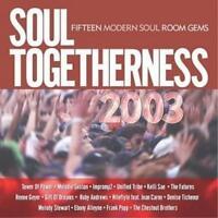 SOUL TOGETHERNESS 2003 15 MODERN SOUL ROOM GEMS NEW & SEALED CD (EXPANSION)