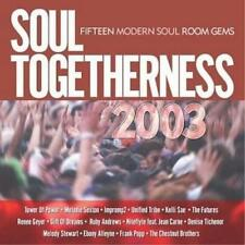 SOUL TOGETHERNESS 2003 15 MODERN SOUL ROOM GEMS NEW & SEALED CD (EXPANSION)