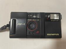 Olympus AF-1 Kleinbildkamera Objektiv Zuiko 35 1:2,8  mit Tasche~~Super  Zustand