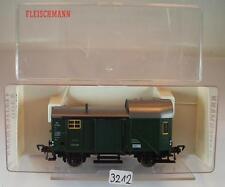 Fleischmann H0 5300 Güterzugbegleitwagen Pwg 2-achsig der DB OVP #3212