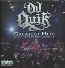 Greatest Hits Live at The House of Blues 855568001163 by DJ Quik CD