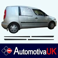 Skoda Roomster Rubbing Strips | Door Protectors | Side Protection Mouldings Kit