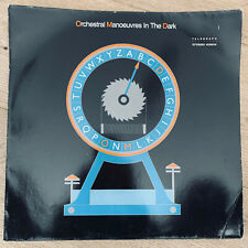 """Orchestral Manoeuvres In The Dark – Telegraph (Extended Version) 12"""" Maxi 1983"""