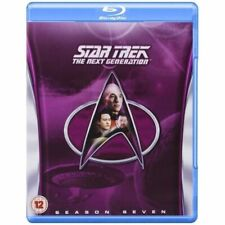 Star Trek The Next Generation - Season 7 Remastered Blu-ray Region