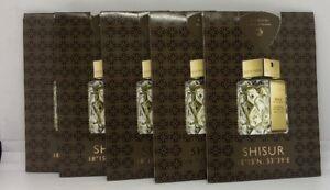 10x Molton Brown Navigations Through Scent Shisur Perfume Travel Size 0.3ml