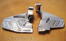 HONDA GOLDWING GL1800-F6B CHROME Deluxe Engine Covers (45-1695)  Fits 2012-2017