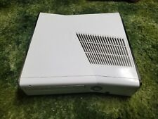 Microsoft Xbox 360 4Gb Glossy White Console only