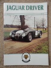 Jaguar Driver Magazine January 1988 Back Issue 330 - S Type, XJS, F1, E Type,