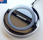 Genuine Samsung Wireless Qi Charger Charging Pad Galaxy S6 S7 S8 edge Note 5