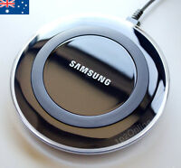 Genuine Samsung Galaxy S10 S9 S8 S7 S6 + edge Wireless Qi Charger Charging Pad