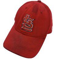St Louis Cardinals New Era Ball Cap Hat Fitted M/L Baseball Adult
