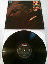 COUNT BASIE AND THE KANSAS CITY 7 - S / T LP / UK IMPULSE IMPL 8017 GATEFOLD