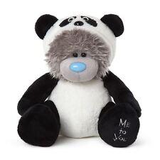 "Me to You 9"" Animal Costume Bear Dressed as Panda"