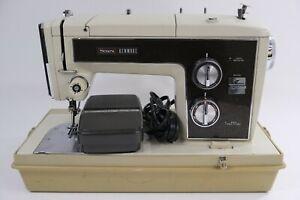 Vintage Sears Kenmore Model 158 Sewing Machine | AS IS