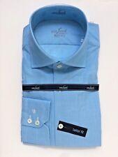 VAN LAACK OffreDirecte Chemise Shirt Hemd Royal Rivara TailorFit T41 New RRP139€