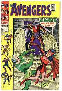 Avengers #47 VG