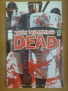 The Walking Dead #25 (2006) - rare early issue - Kirkman & Adler - Image Comics