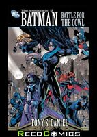 BATMAN BATTLE FOR THE COWL GRAPHIC NOVEL New Paperback Collects #1-3 + One Shots