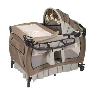 Best Baby Nursery Bassinet Infant Crib Portable Cradle Newborn Sleeper Bed New