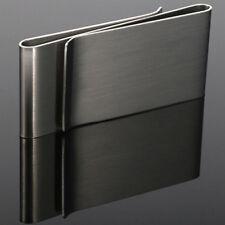 Soldi Banconote Clip Fermasoldi Inossidabile Acciaio Portafogli Ultra-sottile fy