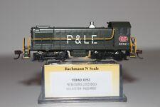 N Scale Bachmann 63153 Pittsburgh & Lake Erie S4 DCC Diesel Locomotive 8662 3507