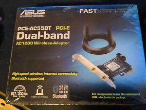 Asus PCI-E Wireless Bluetooth Adaptor PCE-AC55BT