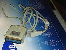 Cavo Convertitore Adattatore Stampante USB a Porta Parallela IEEE 1284 36 poli
