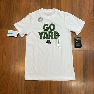 Nike Youth Boy T-Shirt Size M 10/12, L 14/16 New
