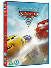 Disney's  Cars 3. DVD. FREE SHIPPING.