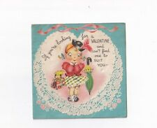 1930 Valentine If Youre Looking How About Choosing Little Me Handsome Brute You