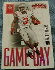 2016 Panini Contenders Draft Game Day Tickets #6 Michael Thomas Rookie Saints RC
