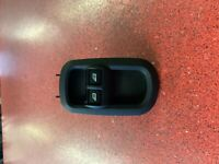 FORD TRANSIT CUSTOM DRIVER DOOR DOUBLE WINDOW SWITCH 2012-18 NEW