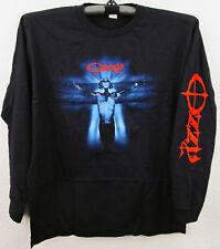 OZZY OSBOURNE Down To Earth Long Sleeve T-shirt Heavy Metal Tee Adult XL New