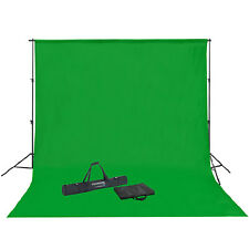Square Perfect Sp5000 Background Stand For Chromakey Green Screen & Backdrop