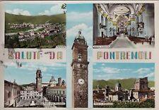 # PONTREMOLI: SALUTI DA