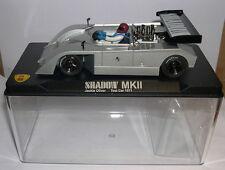 MG VANQUISH CA34 SLOT CAR SHADOW MKII JACKIE OLIVER  TEST CAR 1971  MB