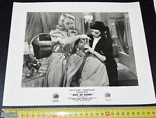 PHOTO CINEMA FOX 1937 JEUX DE DAMES WIFE DOCTOR AND NURSE LORETTA YOUNG V. BRUCE