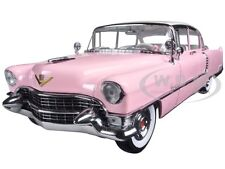 "1955 PINK CADILLAC FLEETWOOD SERIES 60 ""ELVIS PRESLEY"" 1/18 GREENLIGHT 12950"