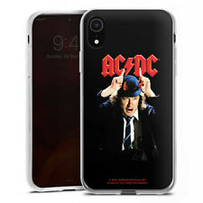 Apple iPhone Xr Silikon Hülle Case - ACDC Riverplate
