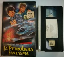VHS LA PETROLIERA FANTASMA di Christian Jaque [PLAYTIME]