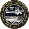 McCarran Airport Casino - Las Vegas 1959 - $10 Silver Strike