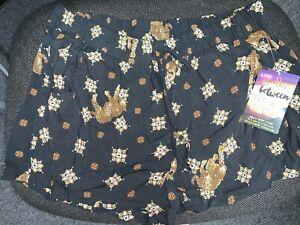 NEW! Be Bop Juniors' Printed Drawstring Soft Pull On Shorts |Variety Size| C11