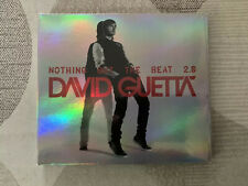 """DAVID GUETTA """"NOTHING BUT THE BEAT 2.0""""  CD **NEW & SEALED**"""