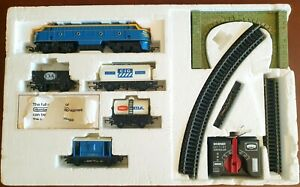 1970s HORNBY Railways OO Scale Inter-Capital Freighter Electric Train Set